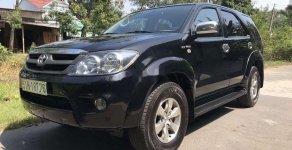 Bán Toyota Fortuner sản xuất năm 2008, màu đen, xe nhập xe gia đình, 435 triệu giá 435 triệu tại Tiền Giang