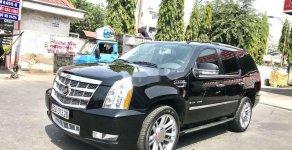 Bán Cadillac Escalade đời 2009, màu đen, nhập khẩu giá 1 tỷ 350 tr tại Tp.HCM