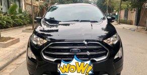 Cần bán Ford EcoSport 1.5 AT Titanium năm 2018, màu đen giá 590 triệu tại Hà Nội