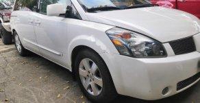 Cần bán Nissan Quest sản xuất 2005, màu trắng, xe nhập giá 280 triệu tại Hà Nội