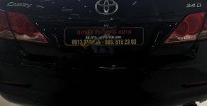 Cần bán gấp Toyota Camry sản xuất năm 2007, màu đen giá 442 triệu tại Hải Phòng