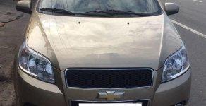 Bán xe Chevrolet Aveo sản xuất năm 2014, màu vàng giá 285 triệu tại Bình Dương