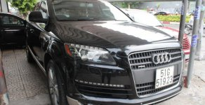 Bán ô tô Audi Q7 sản xuất năm 2007, màu đen, nhập khẩu giá 1 tỷ 50 tr tại Tp.HCM