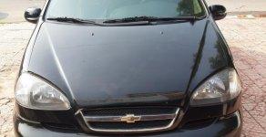 Cần bán xe Chevrolet Vivant năm 2009, màu đen, 170 triệu giá 170 triệu tại Vĩnh Phúc
