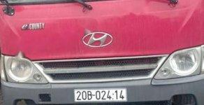 Cần bán gấp Hyundai County đời 2006, màu đỏ, chính chủ giá 245 triệu tại Thanh Hóa