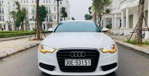 Bán Audi A6 2014, màu trắng, nhập khẩu giá 1 tỷ 220 tr tại Hà Nội