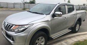 Bán Mitsubishi Triton 4x2 MT sản xuất 2017, màu bạc, nhập khẩu   giá 439 triệu tại Hà Nội