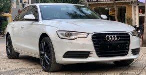 Cần bán lại xe Audi A6 2.0T sản xuất năm 2013, màu trắng, nhập khẩu giá 1 tỷ 139 tr tại Hà Nội