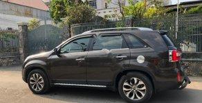 Xe Kia Sorento AT đời 2017, màu nâu xe gia đình, 795 triệu giá 795 triệu tại Tp.HCM