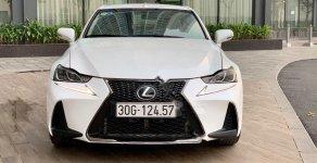 Cần bán gấp Lexus IS 2009, màu trắng, nhập khẩu nguyên chiếc giá 1 tỷ 190 tr tại Hà Nội