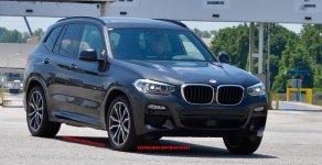 Bán xe ưu đãi giá mềm chiếc xe BMW X3 xDrive30i M Sport, sản xuất 2020, giao xe tận nhà giá 2 tỷ 859 tr tại Tp.HCM
