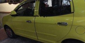 Cần bán lại xe Kia Morning đời 2010, màu vàng giá 138 triệu tại Đồng Nai