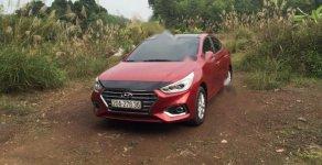 Bán Hyundai Accent 2018, màu đỏ giá 480 triệu tại Thái Nguyên