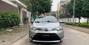 Bán ô tô Toyota Vios 1.5E MT đời 2017, màu bạc số sàn, 445tr giá 445 triệu tại Hà Nội