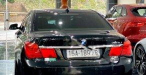 Cần bán BMW 7 Series sản xuất 2009, màu đen, nhập khẩu giá 888 triệu tại Hà Nội