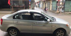 Bán ô tô Hyundai Verna sản xuất năm 2009, màu bạc, nhập khẩu hàn quốc số tự động, 230 triệu giá 230 triệu tại Hà Nội
