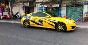 Cần bán gấp Hyundai Genesis sản xuất năm 2011, màu vàng, xe nhập giá 528 triệu tại Tp.HCM