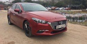 Bán ô tô Mazda 3 1.5 AT 2017, màu đỏ giá cạnh tranh giá 596 triệu tại Hà Nội