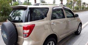 Xe Daihatsu Terios năm sản xuất 2007, màu vàng, xe nhập giá 300 triệu tại Hà Nội