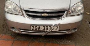 Bán Chevrolet Lacetti đời 2011, màu bạc giá 220 triệu tại Hà Nội