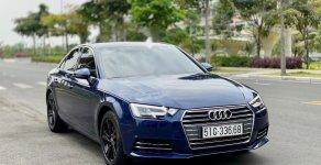Bán ô tô Audi A4 đời 2017, màu xanh lam, nhập khẩu nguyên chiếc giá 1 tỷ 249 tr tại Tp.HCM