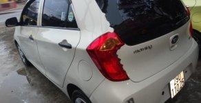 Cần bán lại xe Kia Morning 1.0 AT đời 2012, màu kem (be), nhập khẩu, giá 230tr giá 230 triệu tại Hà Nội