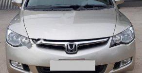 Bán ô tô Honda Civic 2.0AT đời 2008, màu vàng số tự động, giá 348tr giá 348 triệu tại BR-Vũng Tàu