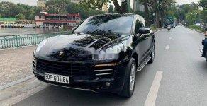 Bán Porsche Macan 2015, màu đen chính chủ giá 2 tỷ 300 tr tại Hà Nội