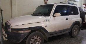 Bán Ssangyong Korando Tx5 năm sản xuất 2005, màu trắng, nhập khẩu giá cạnh tranh giá 170 triệu tại Hà Nội