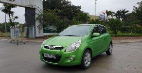 Xe Hyundai i20 1.4 AT đời 2010, màu xanh lam, xe nhập xe gia đình giá 290 triệu tại Hà Nội