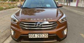 Cần bán Hyundai Creta đời 2015, màu nâu giá 589 triệu tại Hà Nội