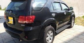 Cần bán Toyota Fortuner 4x4 AT năm 2008, màu đen, nhập khẩu nguyên chiếc chính chủ giá 375 triệu tại Hà Tĩnh