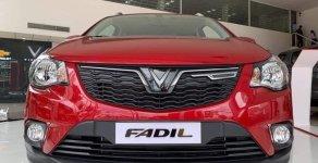 Phiên bản Plus: VinFast Fadil đời 2020, màu đỏ, bán giá tốt giá 429 triệu tại Hà Nội