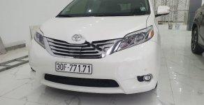 Cần bán Toyota Sienna năm sản xuất 2013, màu trắng, xe nhập giá 2 tỷ 200 tr tại Hà Nội