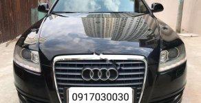 Bán Audi A6 năm sản xuất 2008, màu đen, xe nhập giá 568 triệu tại Tp.HCM
