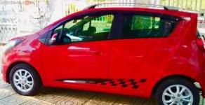Bán Chevrolet Spark đời 2014, màu đỏ số tự động, giá 244tr giá 244 triệu tại Đồng Nai