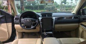 Xe Toyota Camry 2.0 đời 2016, màu đen ít sử dụng giá 765 triệu tại Hà Nội