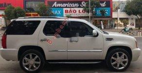 Cần bán xe Cadillac Escalade sản xuất năm 2007, màu trắng, nhập khẩu giá 1 tỷ 200 tr tại Tp.HCM
