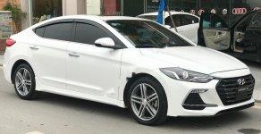 Bán xe Hyundai Elantra 1.6 AT Turbo năm sản xuất 2018, màu trắng giá 665 triệu tại Quảng Ninh