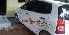 Bán ô tô Kia Morning năm 2004, màu trắng, nhập khẩu, giá tốt giá 118 triệu tại Hưng Yên