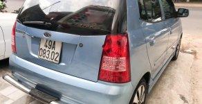 Cần bán gấp Kia Morning năm sản xuất 2007, màu xanh lam, nhập khẩu nguyên chiếc như mới, 165 triệu giá 165 triệu tại Lâm Đồng