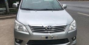 Cần bán xe Toyota Innova đời 2012, màu bạc, 405tr giá 405 triệu tại Đồng Nai