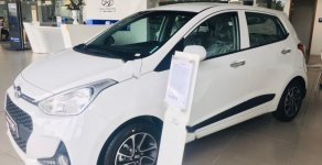 Bán xe Hyundai Grand i10 1.2 AT năm 2020, màu trắng giá 405 triệu tại Tây Ninh