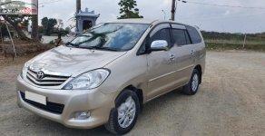 Xe Toyota Innova sản xuất năm 2012, màu vàng số sàn giá 348 triệu tại Tp.HCM