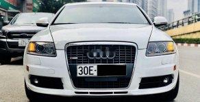Cần bán Audi A6 năm 2008, màu trắng, nhập khẩu giá 560 triệu tại Hà Nội