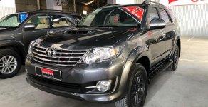 Bán Toyota Fortuner 2.5G năm 2015, màu xám số sàn giá 790 triệu tại Tp.HCM