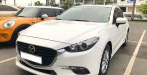 Cần bán lại xe Mazda 3 1.5 AT sản xuất 2018, màu trắng giá 675 triệu tại Hà Nội