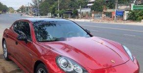 Cần bán Porsche Panamera năm 2009, màu đỏ, nhập khẩu xe gia đình giá 1 tỷ 650 tr tại Tp.HCM