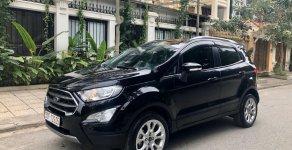 Bán Ford EcoSport đời 2018, màu đen như mới giá 590 triệu tại Hà Nội