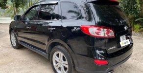 Cần bán gấp Hyundai Santa Fe SLX sản xuất 2009, màu đen, nhập khẩu, 568tr giá 568 triệu tại Hà Nội
